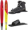 "CONNELLY CONCEPT 66"" SLALOM/SHADOW M BINDING (16)"