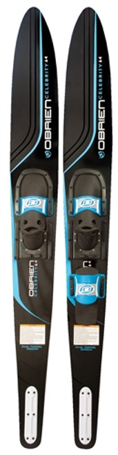"OBRIEN CELEBRITY 64"" COMBO WATER SKIS (16)"