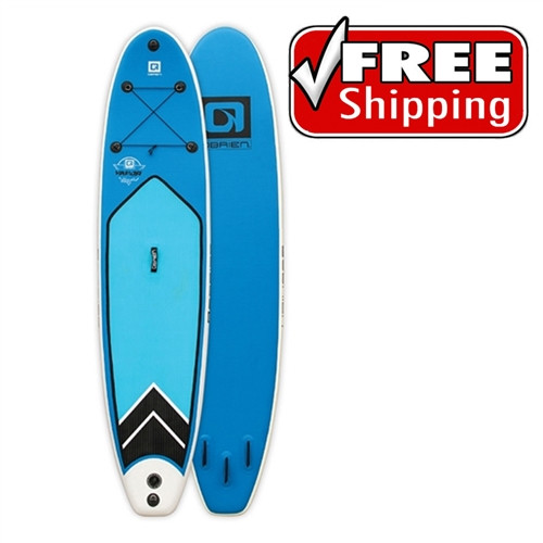 "OBRIEN VAPOR 10'6"" INFLATABLE SUP (16)"