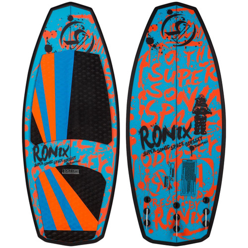 RONIX SUPERSONIC POWER TAIL KIDS WAKESURF BOARD (2017)