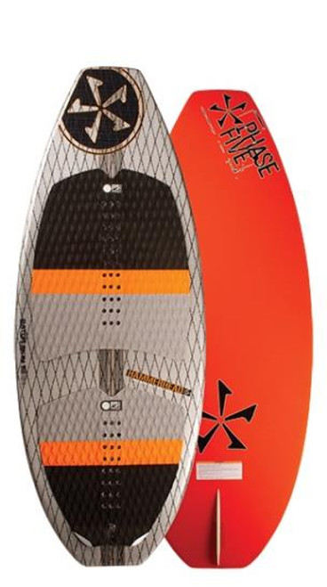 "PHASE FIVE HAMMERHEAD LTD 53"" WAKESURF BOARD (2017)"