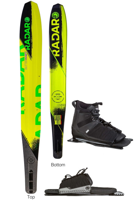 Radar Butterknife Slalom Package (2017)