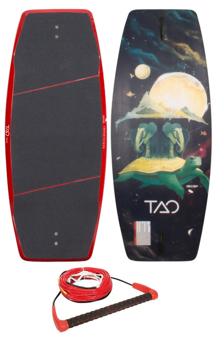Obscura Tao Wakeskate Package (2017)