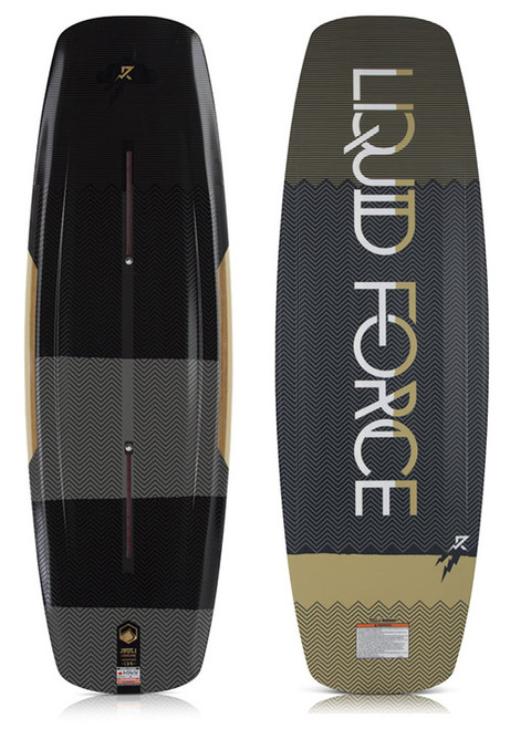 LIQUID FORCE RAPH WAKEBOARD BLANK (2018)