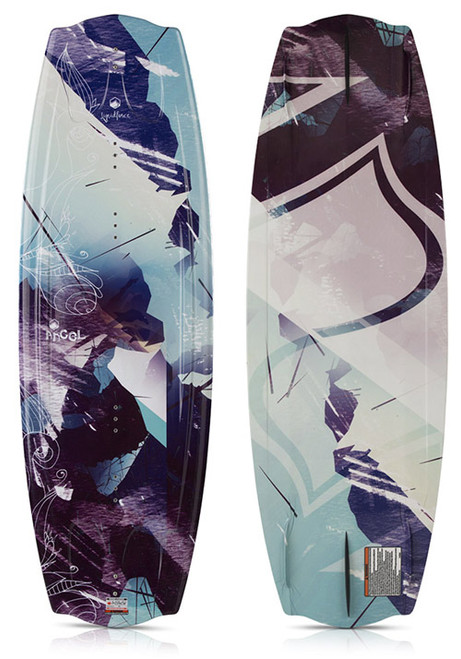 LIQUID FORCE ANGEL WOMANS WAKEBOARD BLANK (2018)