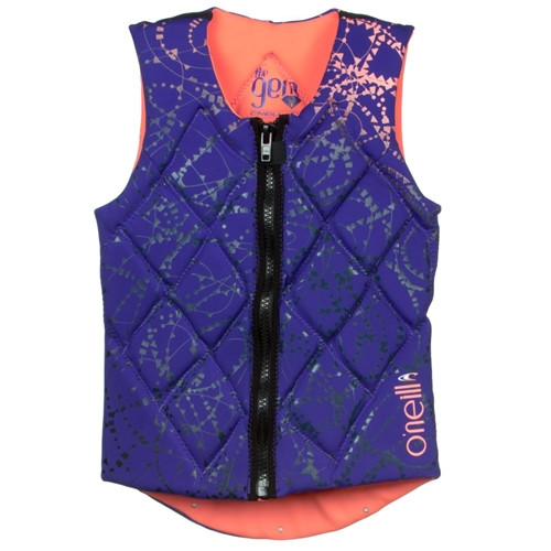 ONEILL WOMANS GEM COMP VEST