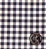 """Blue Hill Fabrics """"Vintage Shirtings"""" Plaid"""
