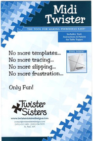 """Midi Twister"" Pinwheel Ruler"