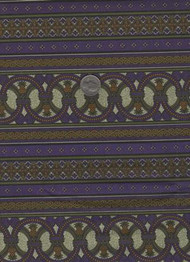 Jinny Beyer for Mr. RJR Craft Cotton Purple