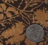 """David Textiles """"Rose Garden"""" Ombre Vine"""