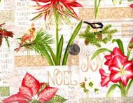 "David Textiles ""Four Seasons-Hope For Peace"""