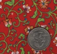 "Heritage Fabrics ""The Studio Collection"" Red"