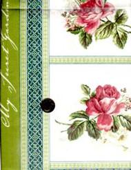 "Maywood Studios ""My Secret Garden"" Floral Panel"