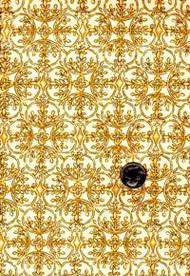 "Maywood Studios ""Chrysanthemum"" Gold"