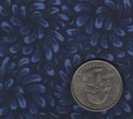 "108"" Galaxy Blue Chrysanthemum"