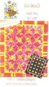 """Super Nova"" Quilt Pattern"