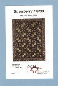 """""""Strawberry Fields"""" Quilt Pattern"""