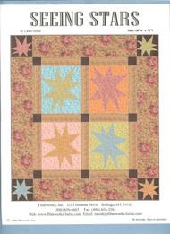 """""""Seeing Stars"""" Quilt Pattern"""