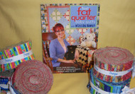 """Fast Fat Quarter Baby Quilts"" Book"