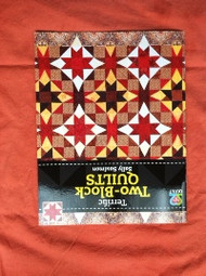 """""""Terrific Two-Block Quilts"""" Book"""