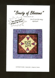 """""""Bounty of Blossoms"""" Pattern"""