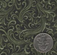 """Red Rooster """"Elm Creek Quilts"""" Green"""