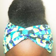 Morning Glory Turban Headband