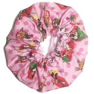 Minnie Mouse Red Satin Bonnet
