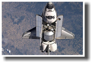 if an astronaut in an orbiting space shuttle wished - photo #5