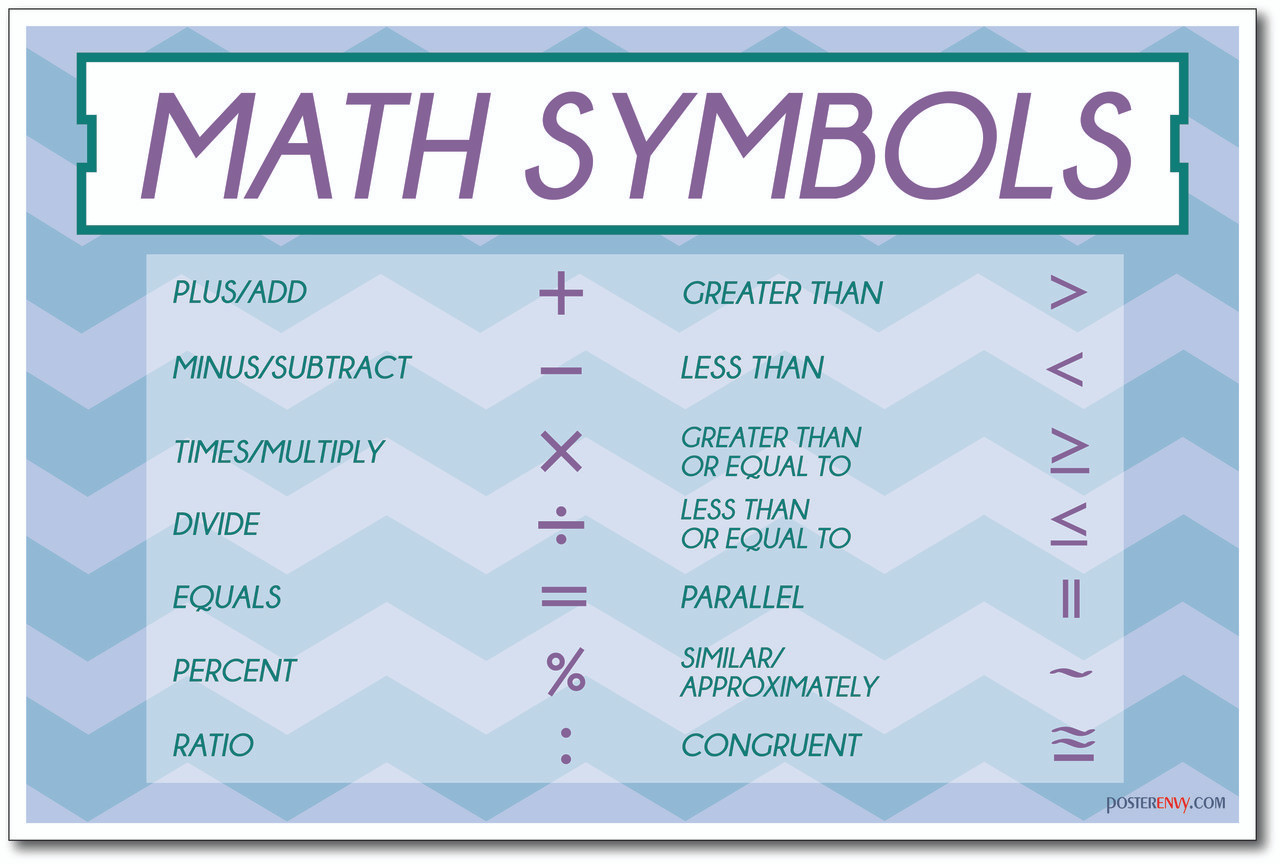 Math Symbol For Greater Than Gallery - meaning of this symbol