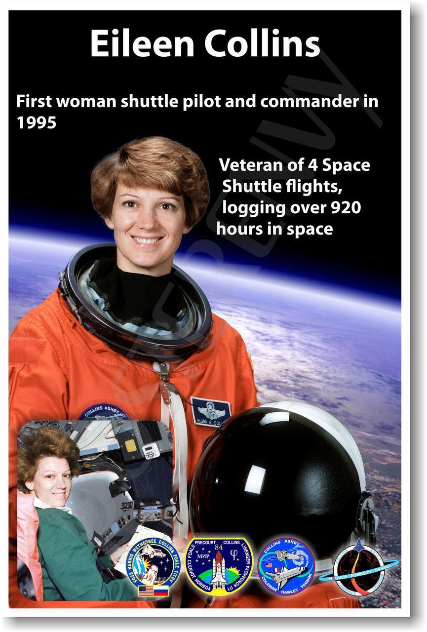 astronaut eileen collins - photo #21