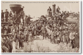 The First Transcontinental Railroad - NEW American History Poster (ss157) PosterEnvy