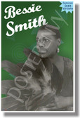 Bessie Smith - NEW Famous Person Music Poster