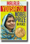 Malala - NEW Famous Person Nobel Prize Poster