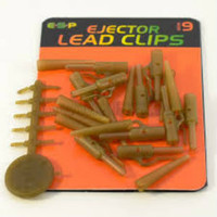 E-S-P EJECTOR LEAD CLIPS-size 9