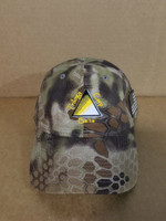 Embroidered Ball Cap-Camo