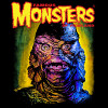 Famous Monsters Gillman T-shirt