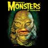 Famous Monsters Sanjulian Gillman Tee