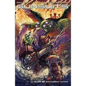Gunsuits Vol 1: Evolutionary Tactics