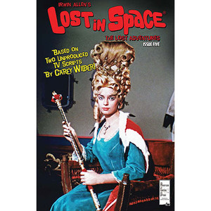 Irwin Allen's Lost In Space: The Lost Adventures #5 Cover B Photo