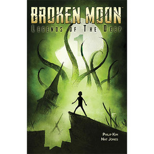 Broken Moon: Legends of the Deep #1 Cover A Nat Jones