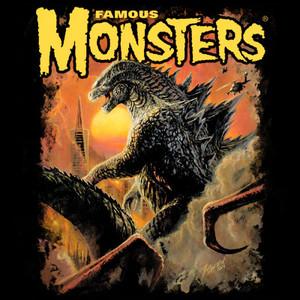 Godzilla (2014) T-shirt