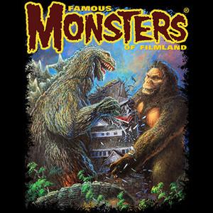 Godzilla VS Kong SDCC Exclusive T-shirt