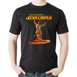 John Carter Victorious T-shirt