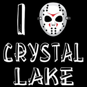 I Heart Crystal Lake T-shirt