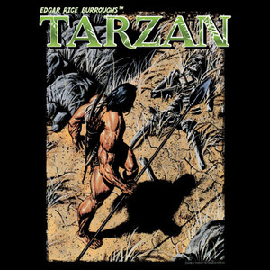 Tarzan: Ancient Explorer T-Shirt