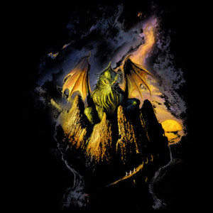 House of Cthulhu T-shirt