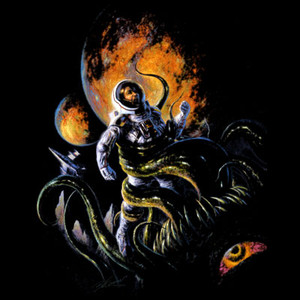 Horrors Out of Space T-shirt