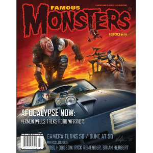 Famous Monsters of FIlmland #280 (Newsstand)
