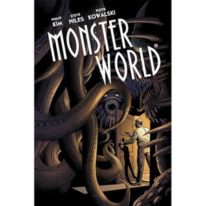 Monster World #1 Cover A Piotr Kowalski